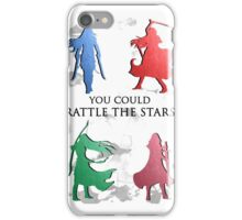 Throne of Glass Watercolour iPhone Case/Skin