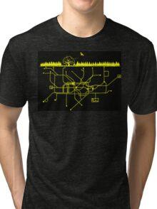 LIFE UNDERGROUND Tri-blend T-Shirt