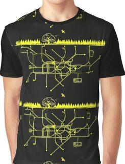 LIFE UNDERGROUND Graphic T-Shirt