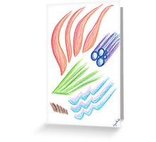 1004 - Elements Greeting Card
