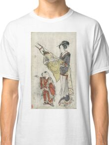 Bows And Arrows - anonymous - c1800 - woodcut Classic T-Shirt