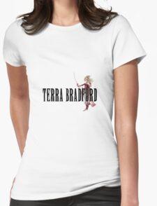 Terra Bradford Womens Fitted T-Shirt