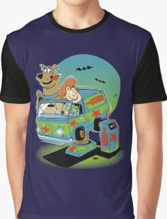 THE MYSTERY MACHINE Graphic T-Shirt