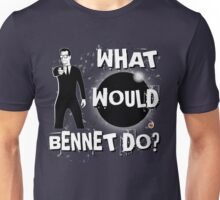 Heroes: What would Bennet do? Unisex T-Shirt