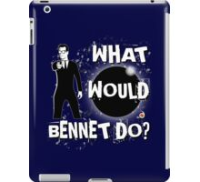 Heroes: What would Bennet do? iPad Case/Skin
