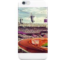 Olympic Stadium London iPhone Case/Skin
