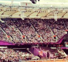 Olympic Stadium London Sticker