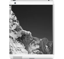 Kala Patthar Mountain, HIMALAYAS, Everest Nepal iPad Case/Skin