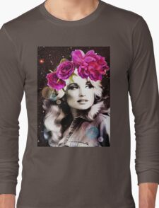 Holy Dolly Long Sleeve T-Shirt