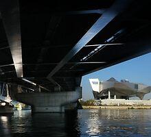 Pont de la Mulatière by KERES Jasminka