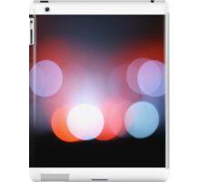 Circle Colour Lights Concert Blur Pattern iPad Case/Skin