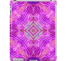 Pink Abstract 2 iPad Case/Skin