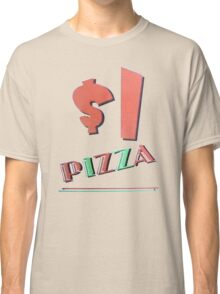 NYC Dollar Pizza Classic T-Shirt