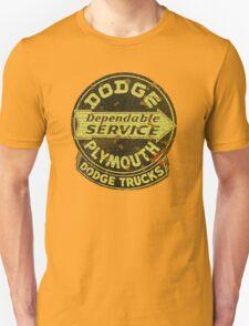 Dodge Plymouth Trucks vintage Service T-Shirt