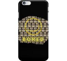 Sherlock: Bored iPhone Case/Skin