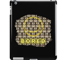 Sherlock: Bored iPad Case/Skin
