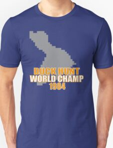 Duck Hunt Gaming Quote T-Shirt