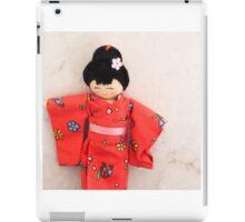 Chinese doll iPad Case/Skin