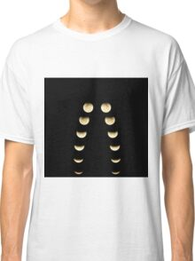 Mirror Reflexion Moon Phases Full Moon Eclipse Legging Pencil Skirt tote scarf Classic T-Shirt
