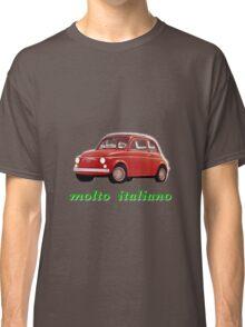 very italian, red car Classic T-Shirt