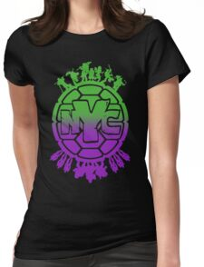 Battle For NYC Womens Fitted T-Shirt