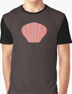 Red Shell Graphic T-Shirt