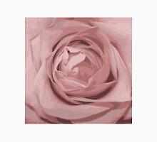 pink rose grunge stile Unisex T-Shirt