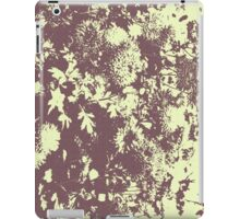 Garden of bliss 4 iPad Case/Skin
