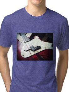 Precision Is Key Tri-blend T-Shirt