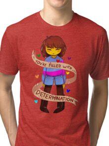 Determination Tri-blend T-Shirt