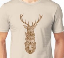 hipster totem Unisex T-Shirt