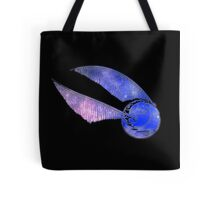 Galaxy Harry Potter Snitch Tote Bag