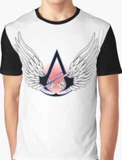 Assassins-Wings Graphic T-Shirt