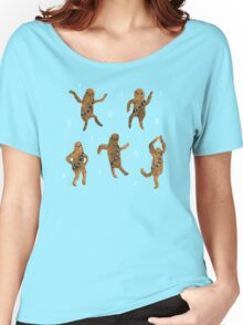 Wookie Dance Party Women's Relaxed Fit T-Shirt