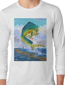 Mahi Hook Up Long Sleeve T-Shirt
