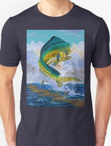 Mahi Hook Up Unisex T-Shirt