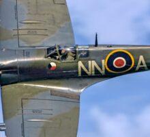 Spitfire LF.Vc AR501/NN-A G-AWII Sticker