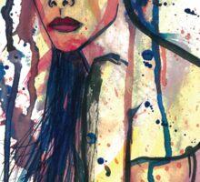 Jessica Slumps Sticker