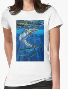 Wahoo Haven Womens Fitted T-Shirt
