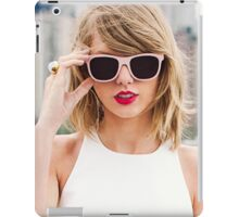 Cool Taylor Swift by safma iPad Case/Skin