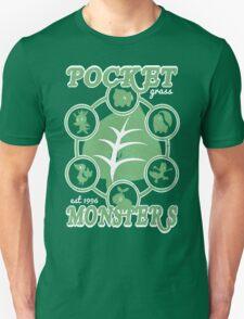 Pocket Monsters - Grass T-Shirt