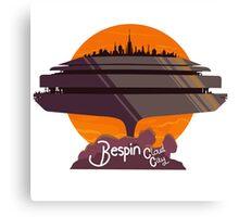 Bespin: Cloud City Canvas Print