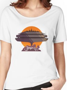 Bespin: Cloud City Women's Relaxed Fit T-Shirt
