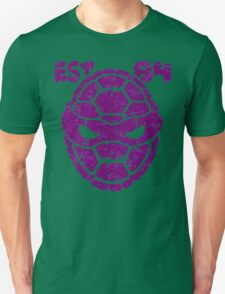 Half Shell Hero - Donnie Unisex T-Shirt
