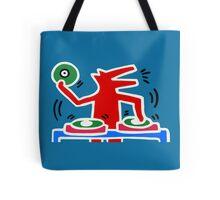 DJ HARING Tote Bag