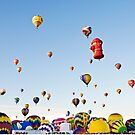 Up, Up and Away by Ray Chiarello