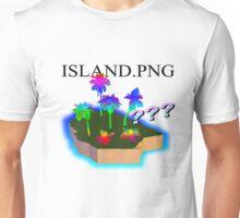 Lost Island vaporwave Aesthetics Unisex T-Shirt