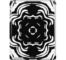 Monochrome Rose iPad Case/Skin