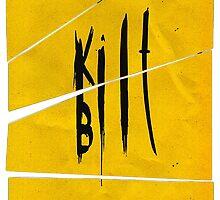 kill bill by Claudio93