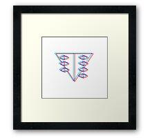 Neon Genesis Evangelion Seele Framed Print